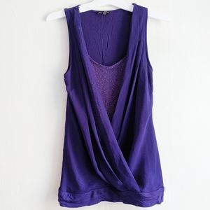 Express wrap front top size XS